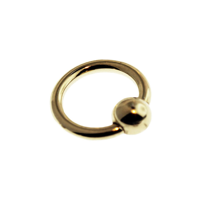 Basic Captive Bead Ring