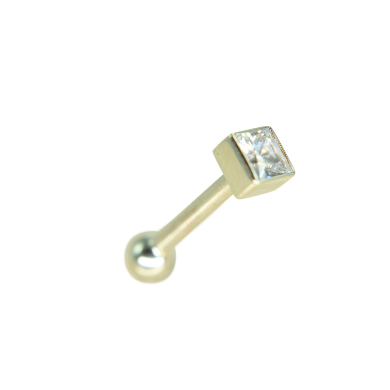 Labret Square Ball