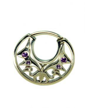 Septum Butterfly Flat