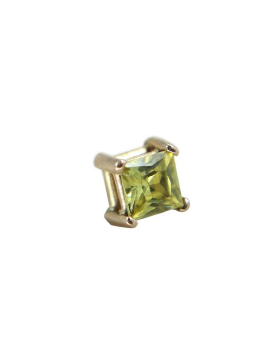 Threaded Square Prong