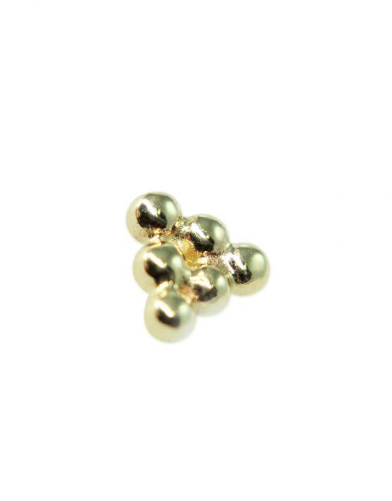 Threaded Cluster Bead
