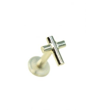 Labret Cross Disc