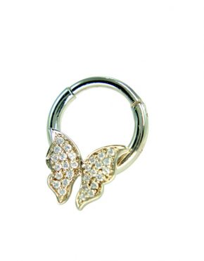 Septum Butterfly S Curved