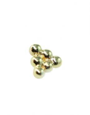 Threaded Cluster Bead