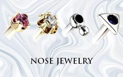 Hindged - Custom Gold Jewelry - Nose Jewelry