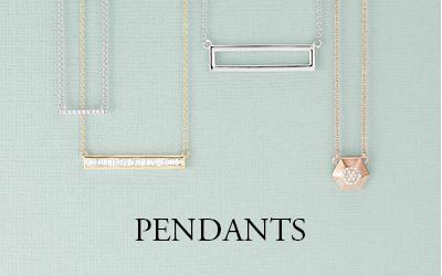 Hindged - Custom Gold Jewelry - Pendants